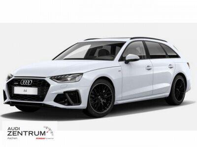 Audi A4 Avant S line 40 TDI quattro Stronic UPE