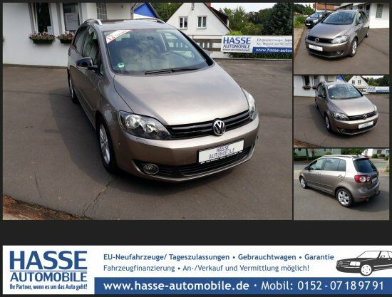 VW GOLF PLUS 1.6 TDI EU5 MATCH