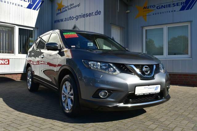 Nissan X-Trail 1.6 dCi X-tronic Acenta -Navi-Klimatr...