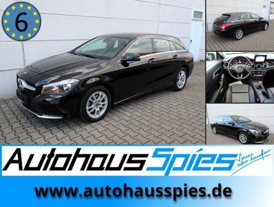 MERCEDES-BENZ CLA 180 SHOOTING BRAKE EURO6 D-TEMP NAV SHZ TEILL TEMP