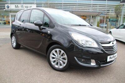 Opel Meriva 1,4 Active Tempomat, HiFi, Bluetooth,