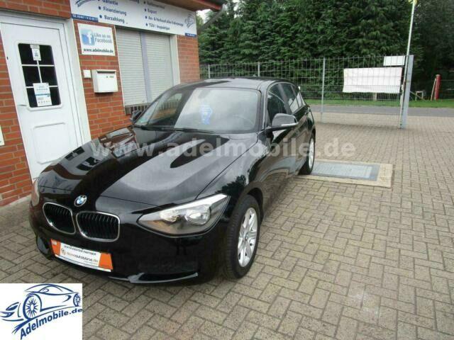 BMW Baureihe 1 Lim. 5-trg. 114i Euro6 TÜV 12/2022