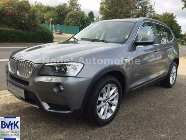 BMW X3 xDrive30d Autom/Navi/Xenon/Head-Up/Pano/Leder