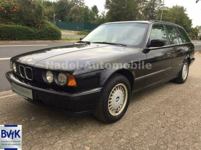 BMW 518i Touring /Klima/Panorama/SHZ/Tempomat/TÜV