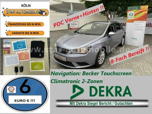 SEAT Ibiza ST Style 1,4 TDI-NAVI-SITZH-LED TFL-EU6!-
