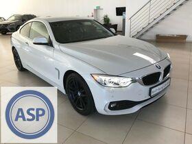 BMW 420 d Advantage LED+LEDER+NAVI+KAMERA+HIFI+PDC+FERNLICHTASSS