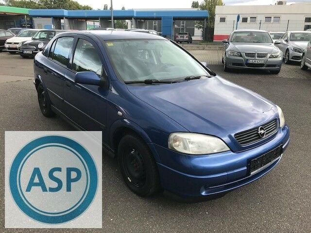 Opel Astra II 1.6 16V Selection AUTOMATIK+KLIMAANLAGE+SERVOLENKUN