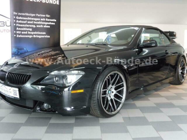 BMW 645 CI sportl. Optik