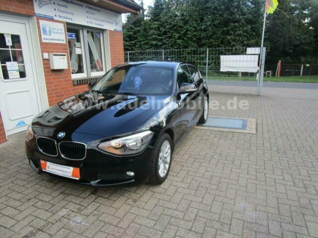 BMW Baureihe 1 Lim. 3-trg. 114i TÜV 12/2022
