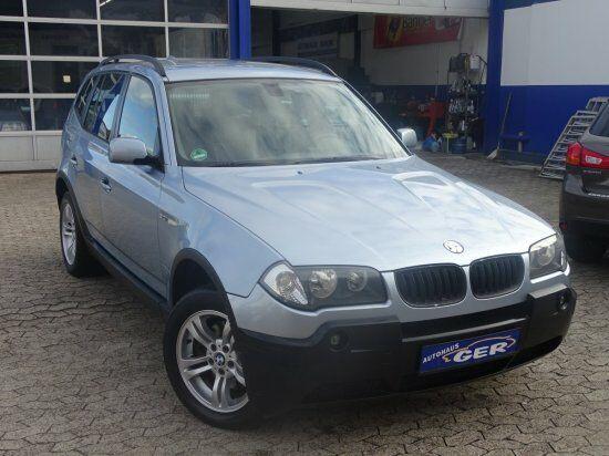 BMW X3 3.0I LPG GASANLAGE TOP GEPFLEGT!!