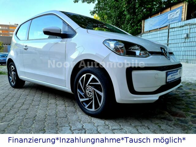 VW up! 1.0 move up!-Klima-Parkhilfe-1.Hand-TOP-