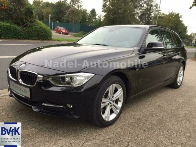 BMW 320d xDrive Sport/Autom/Navi/Leder/Head-Up