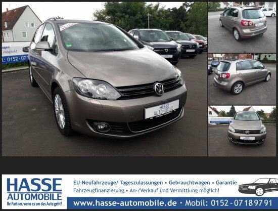 VW GOLF PLUS 1.2 TSI EU5 LIFE