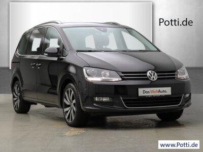 Volkswagen Sharan DSG 2,0 TDI BMT IQ.Drive 7-Sitzer AHK ACC