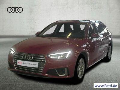 Audi A4 Avant q. 40 TDi design S-line 18Zoll AHK ACC