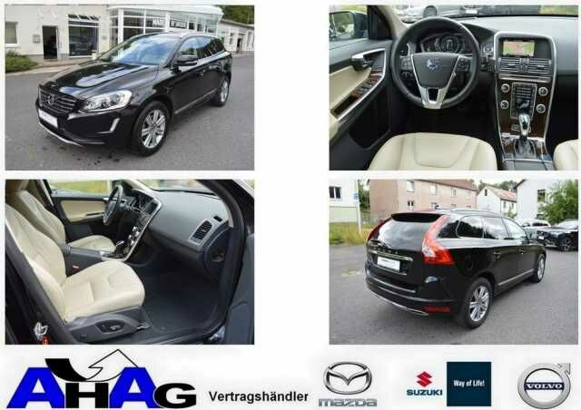 VOLVO XC60 D5 AWD Geartronic Summum -Voll+AHK+1.Hand-