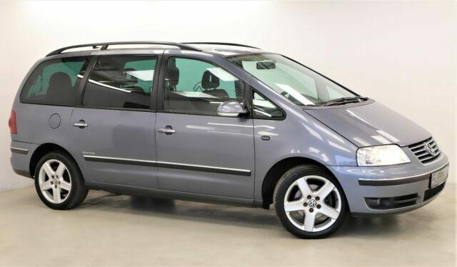 VW Sharan 2.0 TDI 140 PS United Navi 7 Sitzer