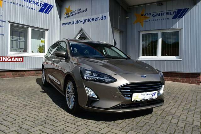 Ford Focus 1.5 Ecoboost Titanium -Navi-Klimatr.-LE...