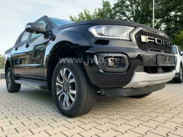FORD Ranger Wildtrak 2,0 Aut Xenon höher 10Gang Np58t