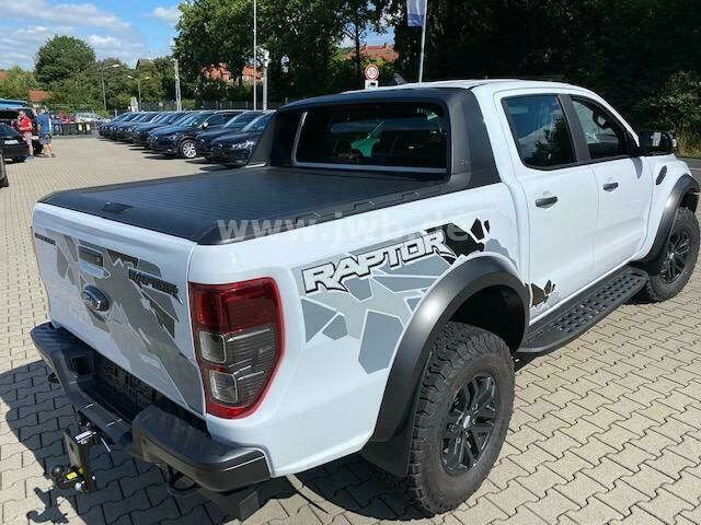 FORD Raptor 2,0 -25% Np 69t Fox Fahrwerk Rollo AHK2,5