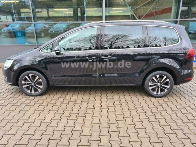 VW Sharan TDI 6d-temp IQ Drive Np.50tE 7Sitze 2KiSi
