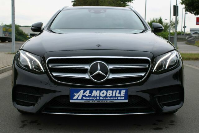 MERCEDES-BENZ E 350 T d AMG Line Widescreen Leder Kamera LED