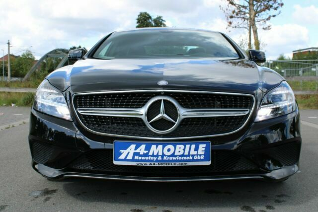 MERCEDES-BENZ CLS 400 Aut. Navi LED 360° Memory Harman-Kardon