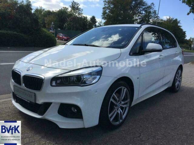 BMW 218d Active Tourer M Sport /Autom/Navi/Alcan/LED