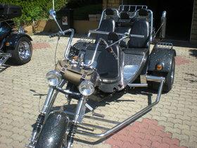 Boom Trike Family