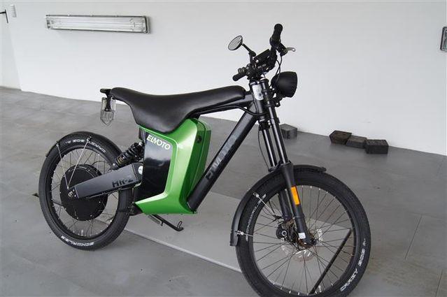 Elmoto HR-2 Elektromoped