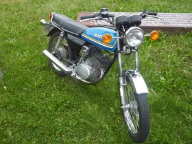 Suzuki GP125 Oldtimerzulassung Günstig und Schnell