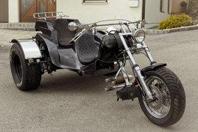 weitere Oldtimer-Trike Graw Highway