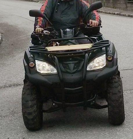 Adly Hercules ATV-280 Canyon
