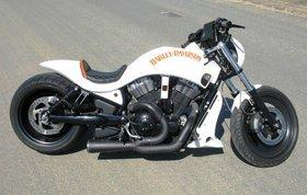 Harley Davidson Night Rod 280er Umbau