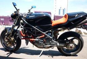 Ducati 996 Streetfighter