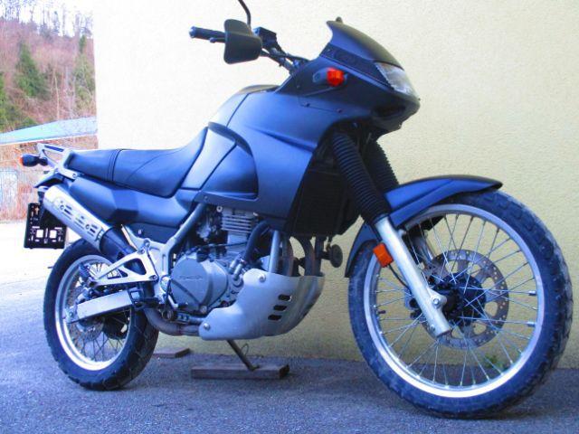Kawasaki KLE 500 ``Dark-Forest``