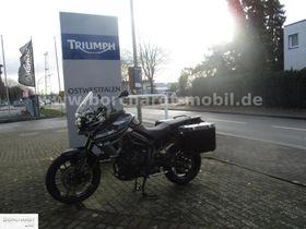 TRIUMPH Tiger 800 XRX / Aluminiumkoffer schwarz