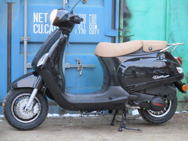 weitere Iron-Horse ``Scooter Classic`` 125ccm