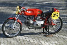 Aermacchi-Harley Davidson Renn-Eigenbau