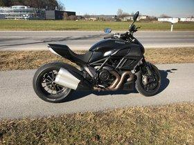 Ducati Diavel 1200 Black