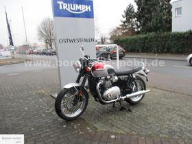 TRIUMPH Bonneville T 120 / ABS / Heizgriffe