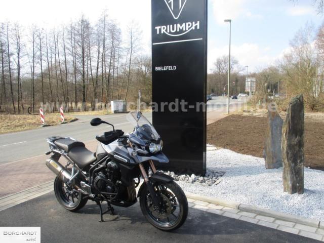 TRIUMPH Tiger Explorer / Arrow / Sturzbügel / Heizgriffe