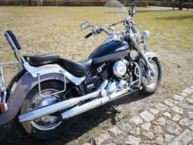 Yamaha XVS 650 A
