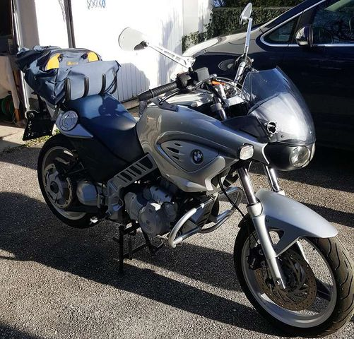 BMW F 650 CS Typ K14