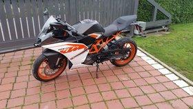 KTM KTM 125 RC ABS