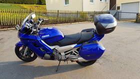 Yamaha FJR 1300 erst 22 TKM