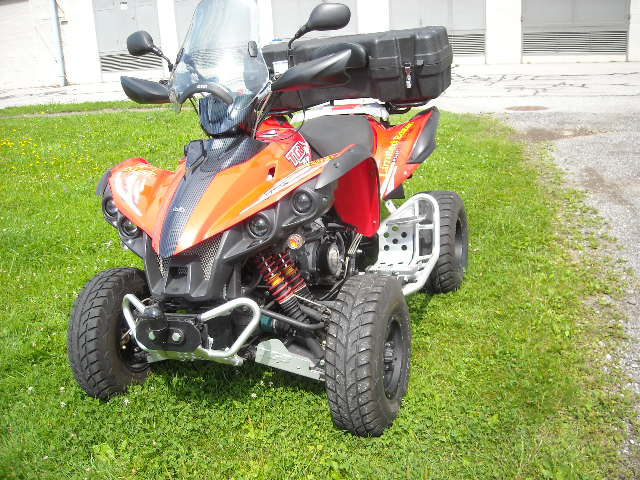 TGB Target ATV 525-4x4