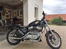 Harley Davidson Sportster 2003 XLH 1200 Sport, 100th Anniversary