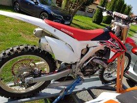 Honda cr 450 f