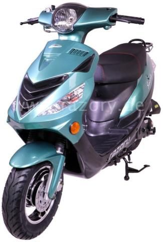 ANDERE Razory Smarty R11 City 4-Takt Motorroller Lindg